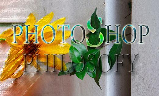 Photoshop filosofia